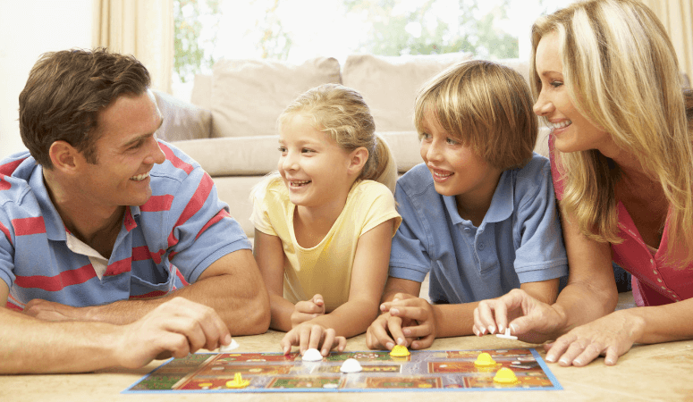 Board Games Can Create The Family Bond You've Always Wanted