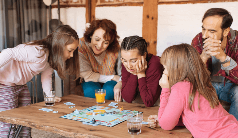 How To Plan the Most Amazing Family Game Night Ever!